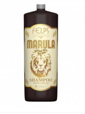 Felps Profissional Marula Shampoo de Hipernutrição 1L