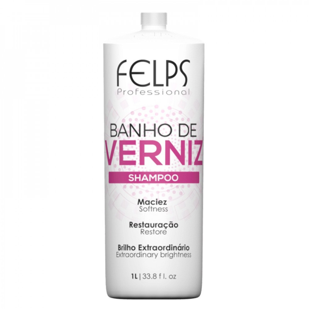 Felps Shampoo de Brilho 1L