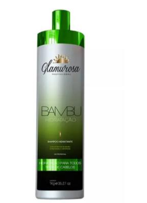 Glamurosa Shampoo Bambu 1L