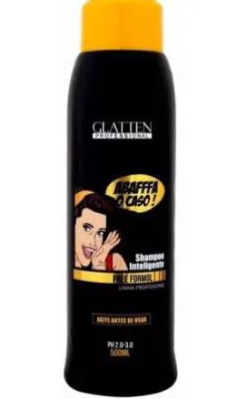 Glatten Shampoo que Alisa Abafa o Caso 500ml - T