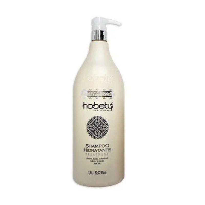 Hobety Alta Hidratação Shampoo Profissional 1,5 L