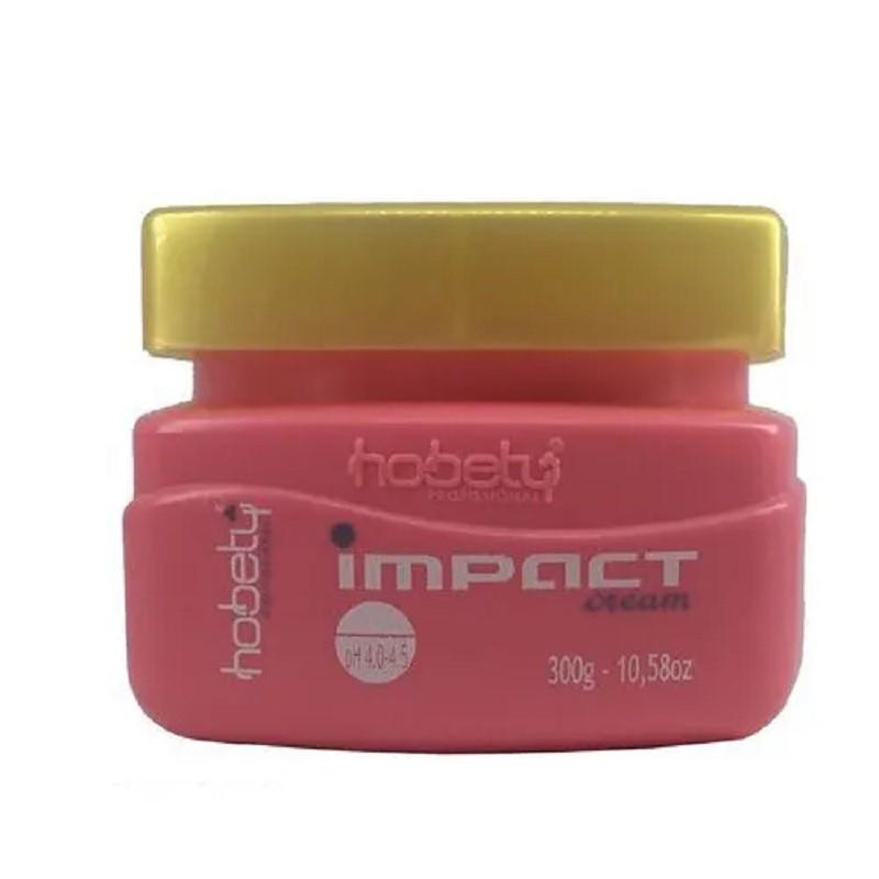 Hobety Impact Máscara Hidratação Morango 300gr