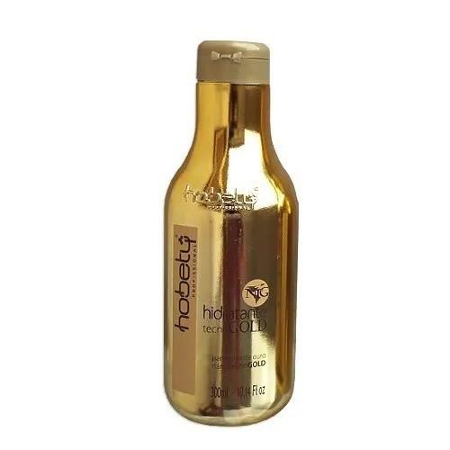 Hobety Tecno Gold Condicionador Hidratante Ouro 300ml