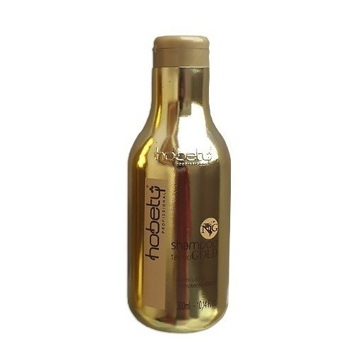 Hobety Tecno Gold Ouro Shampoo 300ml