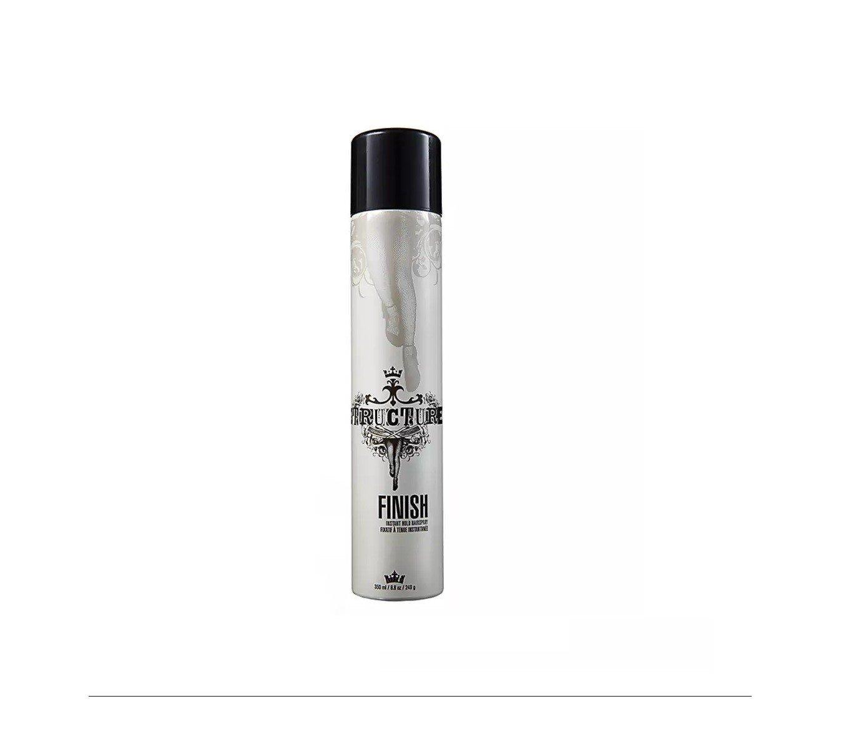 Joico Structure Finish Instant Hold Hairspray - Spray Fixador 350ml - RF