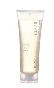 K pro Shampoo Clear - Limpeza Profunda 240ml - R