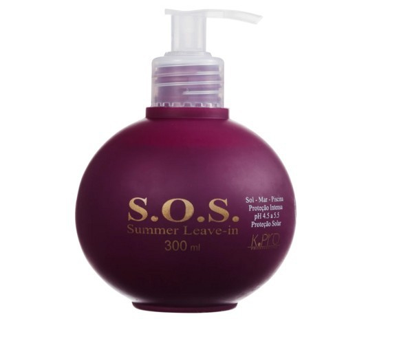 K pro Sos Summer Condicionador Leave In 300 ml - R