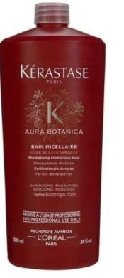 Kérastase Aura Botanica Bain Micellaire - Shampoo 1L