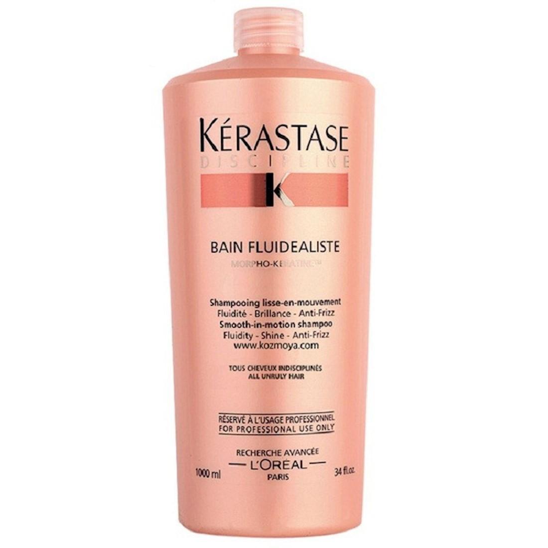 Kérastase Discipline Bain Fluidealiste Shampoo 1 L - CA