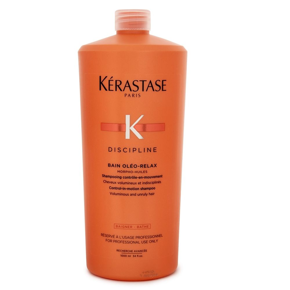 Kérastase Discipline Bain Oléo-Relax - Shampoo 1L - CA