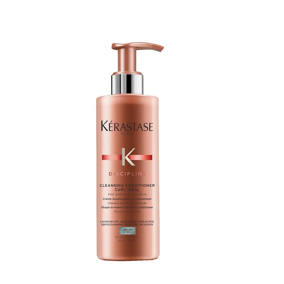 Kérastase Discipline Curl Ideal Light Poo - Shampoo - 400ml - CA