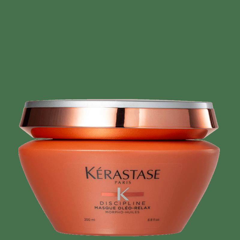Kérastase Discipline Oléo-Relax - Máscara Capilar 200ml - CA