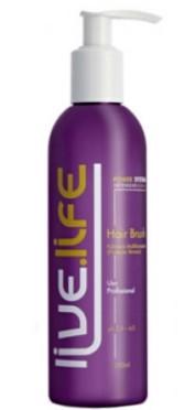 Live Life Power System Intenive Repair Hair Brush 250ml