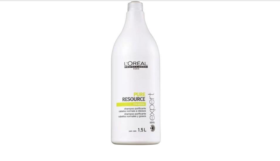 Loreal Professionnel Expert Scalp Pure Resource Citramine - Shampoo 1500ml - CA