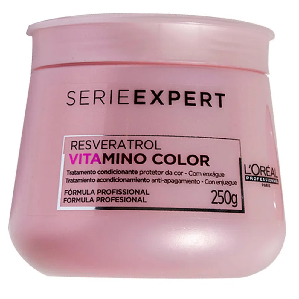 Loreal Professionnel Expert Vitamino Color Resveratrol - Máscara Capilar 250g - CA