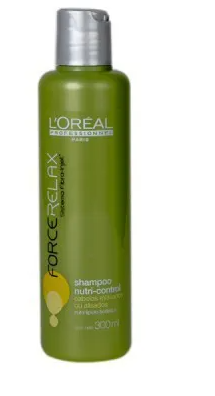 Loreal Profissional Shampoo Nutri Control Force Relax 300ml
