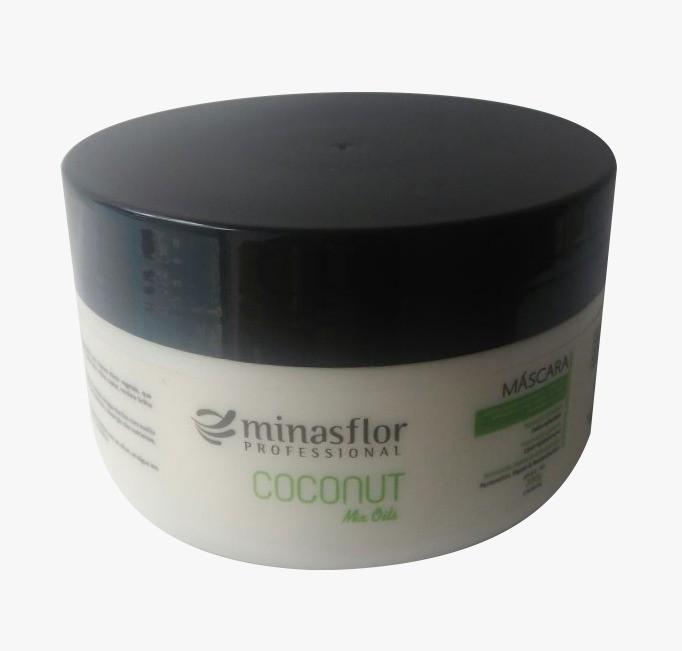 Minas Flor Coconut Mix Oils Máscara 300gr