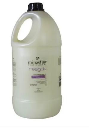 Minas Flor Condicionador Resgat - 5000ml