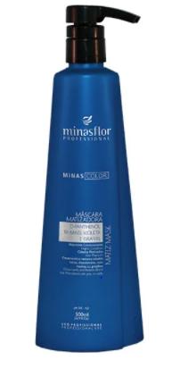 Minas Flor Máscara Matizadora Minas Color 500ml