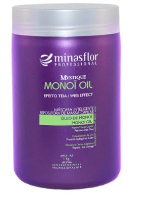 Minas flor Máscara Mystique Monoï Oil 1000g