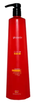Minas Flor Shampoo Clinic Hair 1000ml