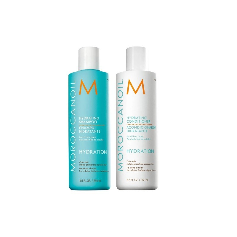 Moroccanoil Hydration Kit Home 2x250ml