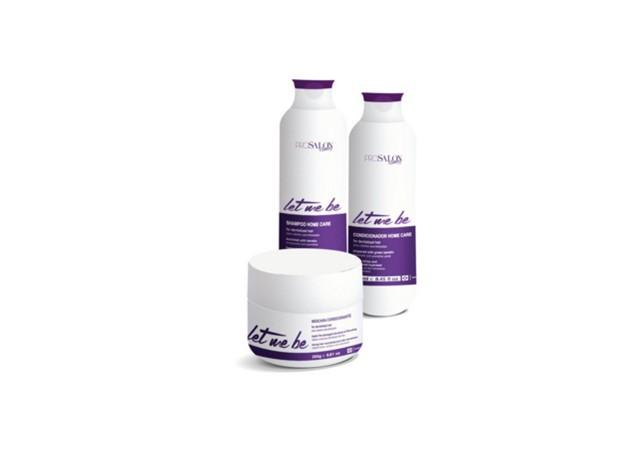 Prosalon Kit Manutenção Let Me Be - 3 produtos