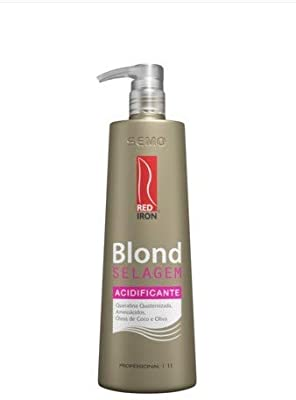 Red Iron Blond Selagem - Acidificante 1L
