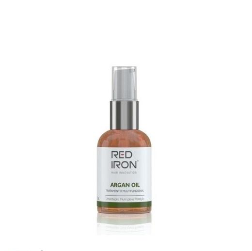 Red Iron Cristal Oil Oleos Lendários Argan 30ml