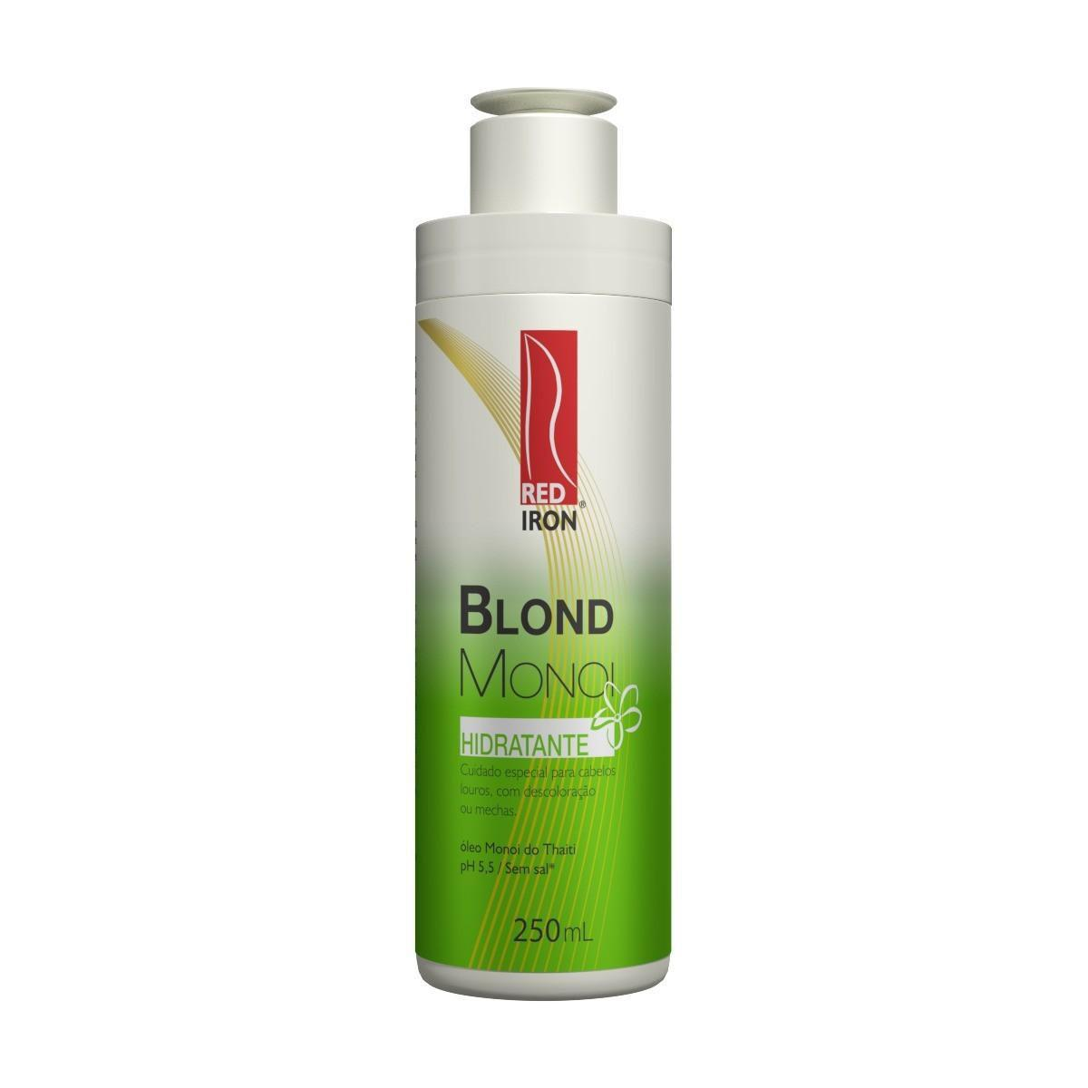 Red Iron Hidratante Blond Monoi 250ml