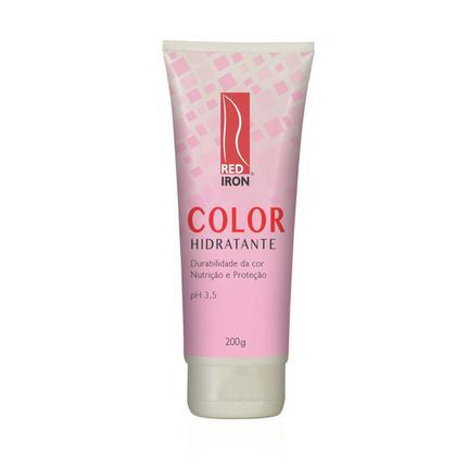 Red Iron hidratante Color cabelos ressecados 200g