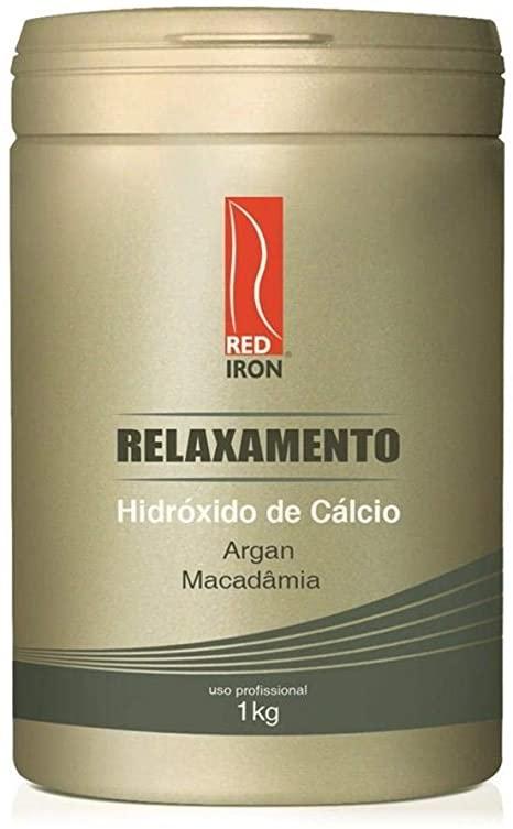 Red Iron Relaxer Relaxamento De Cálcio 1kg