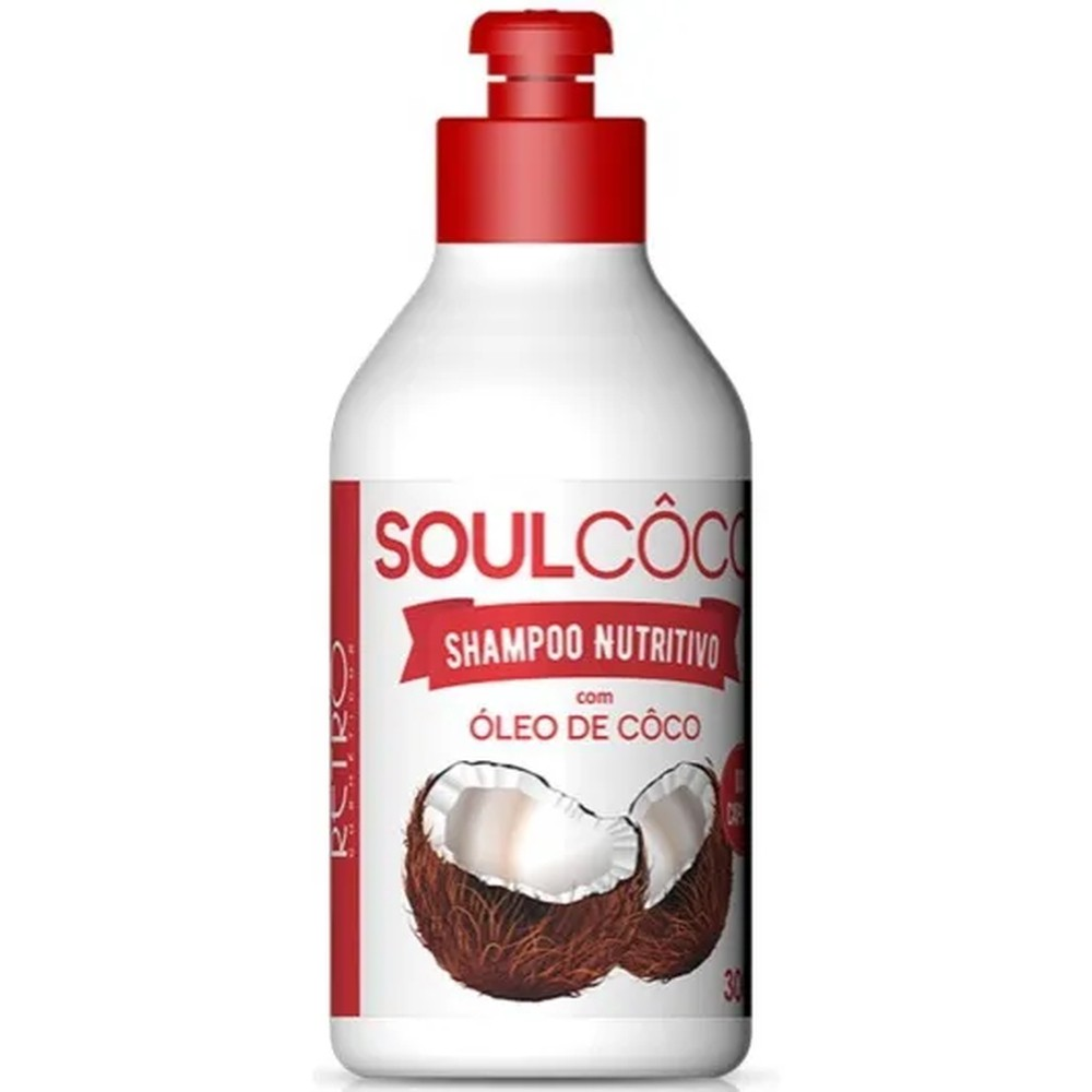 Retrô Cosméticos Shampoo Soul Coco 300ml