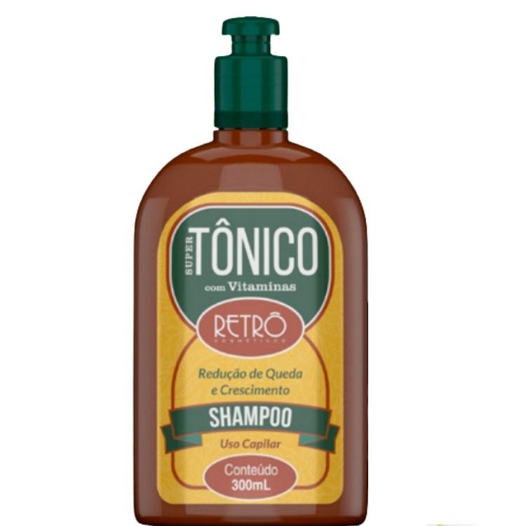 Retrô Cosméticos Shampoo Super Tônico 300ml