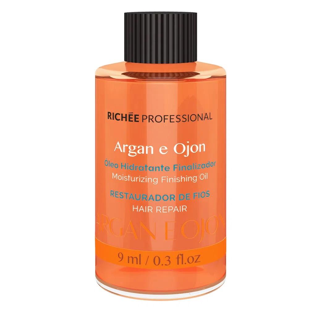 Richée Professional Argan e Ojon - Óleo Finalizador - 9ml