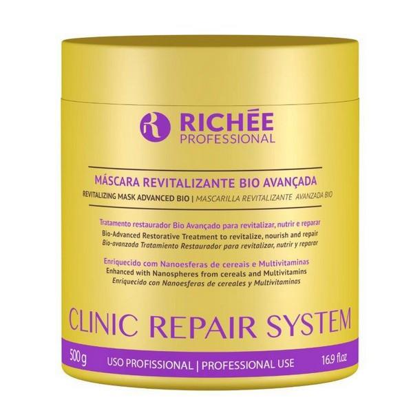 Richée Profissional Clinic Repair System Máscara Revitalizante 500g - T