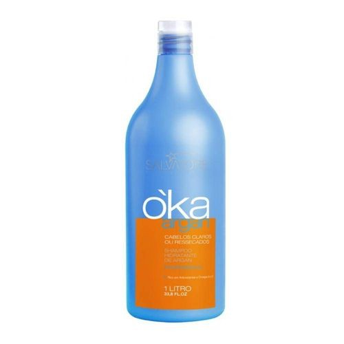 Salvatore Oka Argan Shampoo 1000ml - R