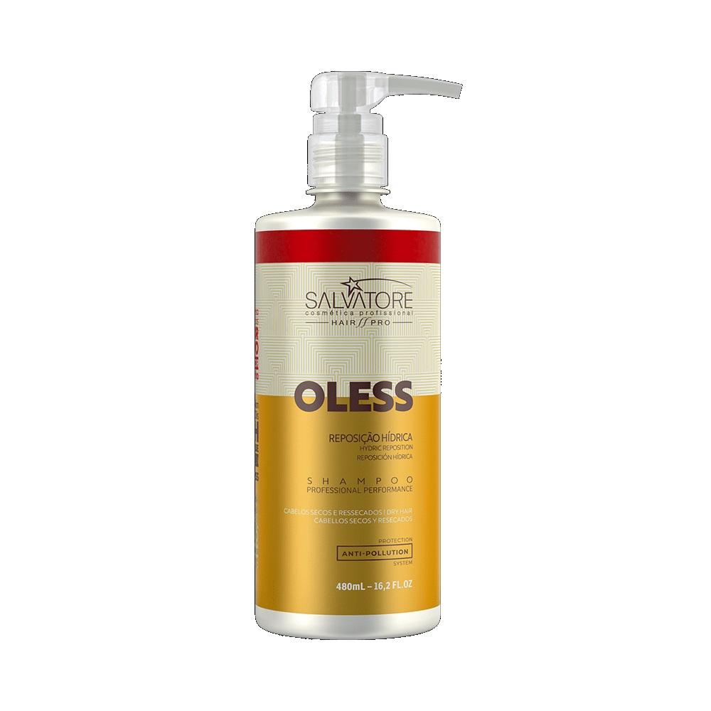 Salvatore Shampoo Oless 480ml - P