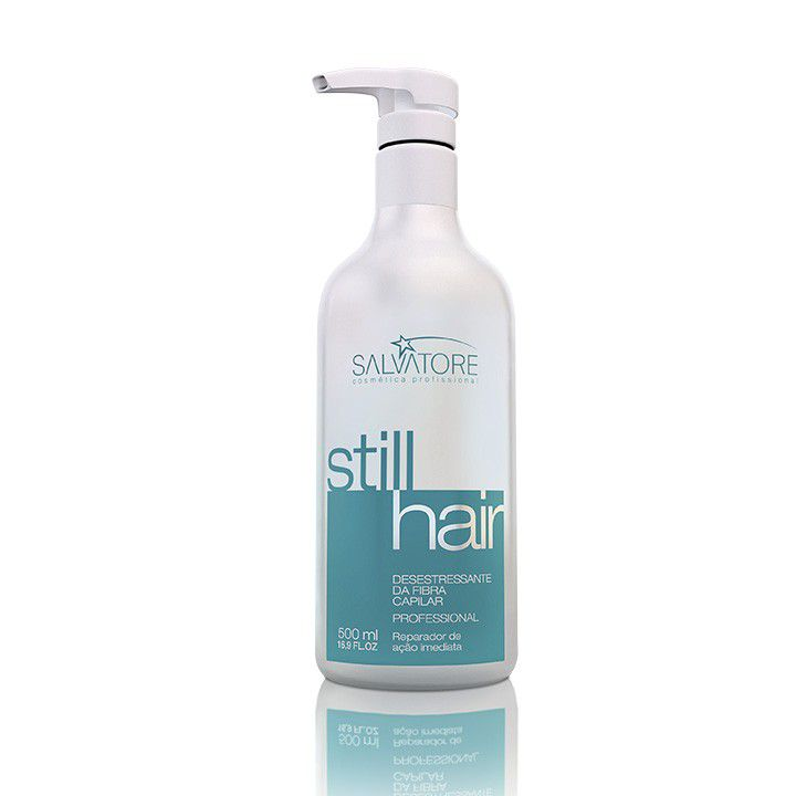 Salvatore Still Hair Desestressante Capilar 500ml - R