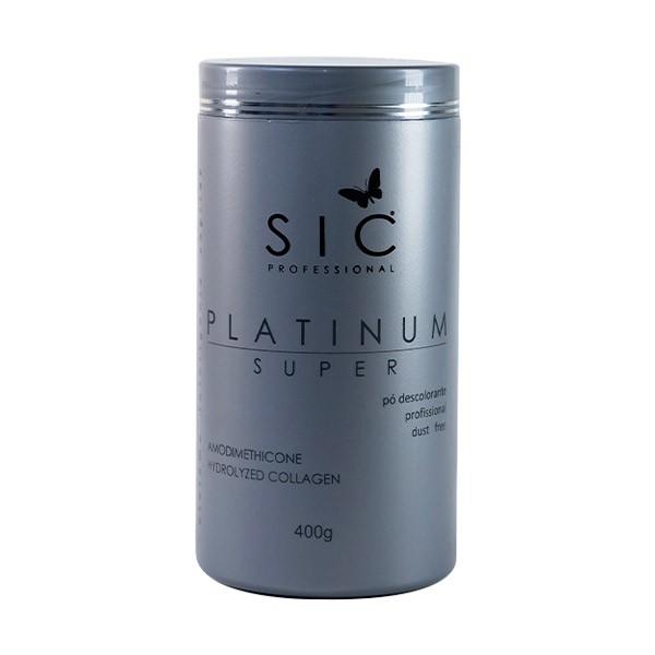 SIC PROFESSIONAL Descolorante Platinum Super 400gr