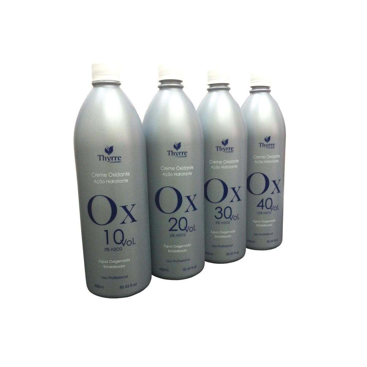 Thyrre Cosmetics Água Oxigenada 900ml Volume 40