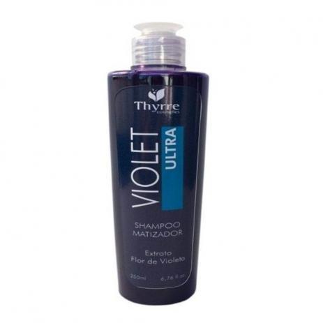 Thyrre Cosmetics Shampoo Matizador Violet 250ml