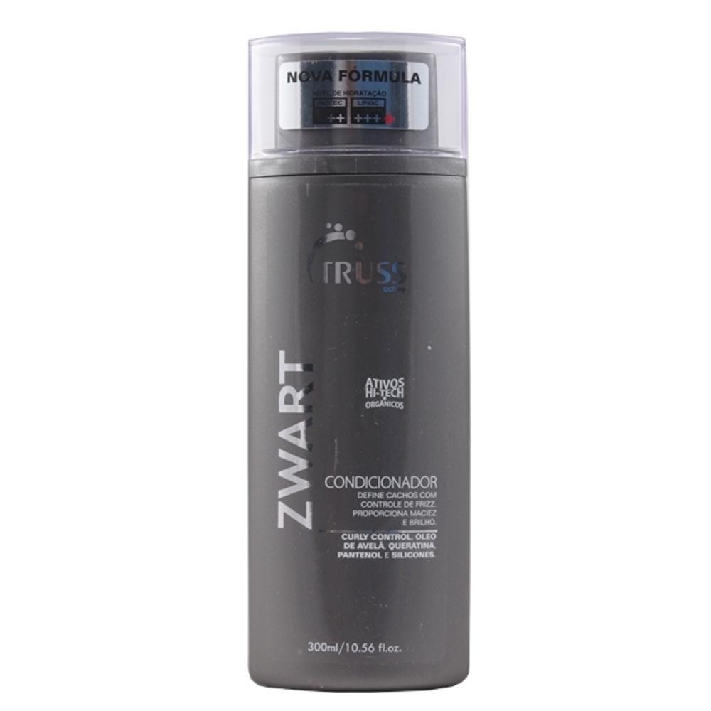Truss Active Zwart Condicionador 300ml