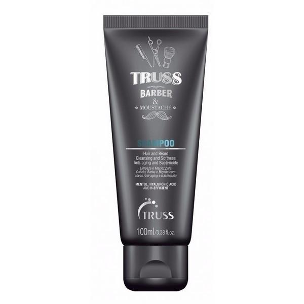 Truss Barber & Mustache Shampoo - 100ml