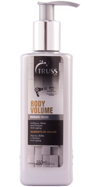 Truss Finish Care Body Volume Protetor Térmico 250 ml