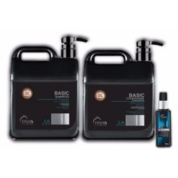 Truss Professional Kit Lavatório Basic + Amino Nutrientes Super Vitalidade - 3 Produtos