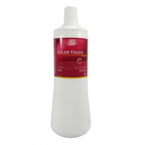Wella Color Touch Emulsão 4% Água Oxigenada 13 Volumes 1000ml