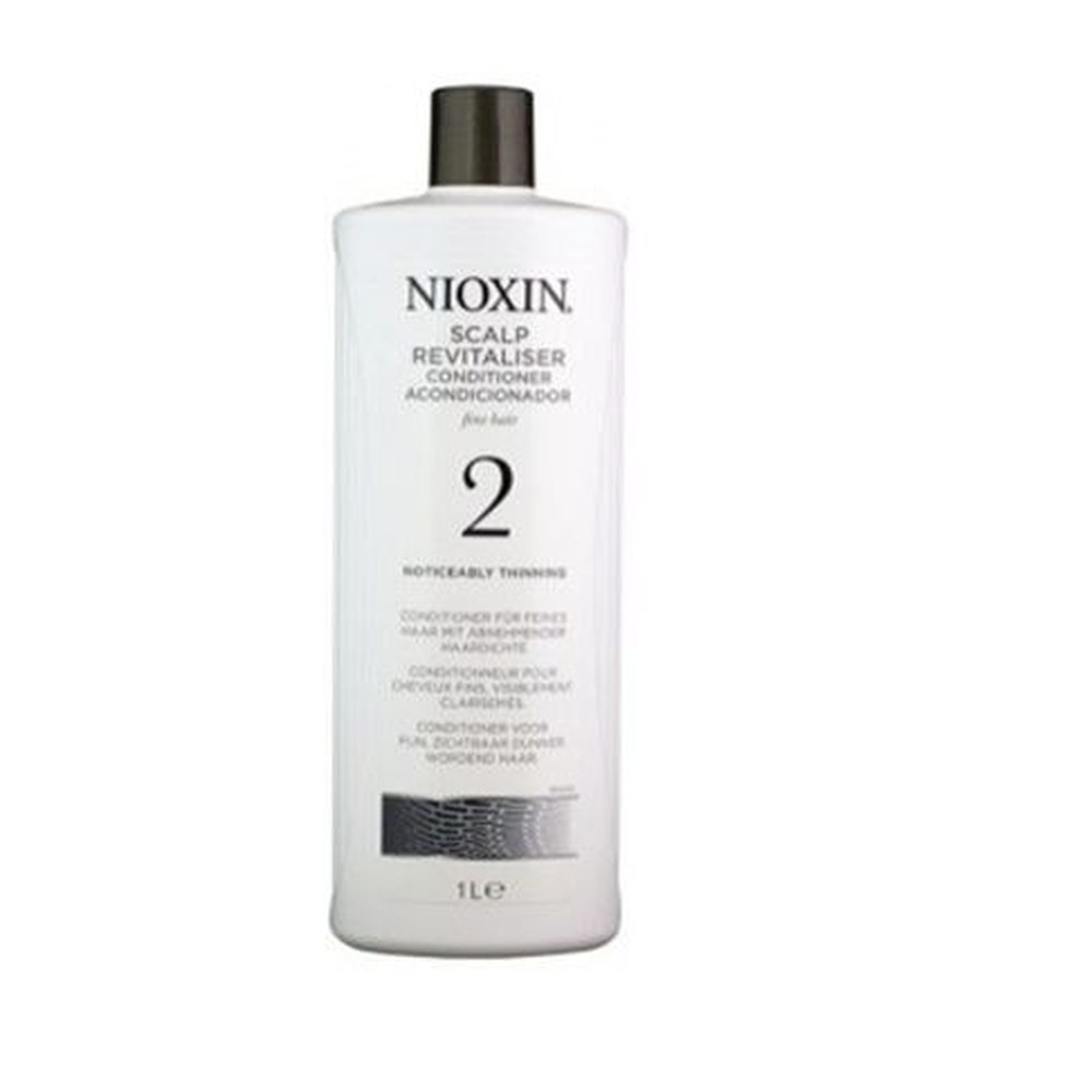 Wella Nioxin Scalp Revitaliser Fine Hair 2 Condicionador 1L