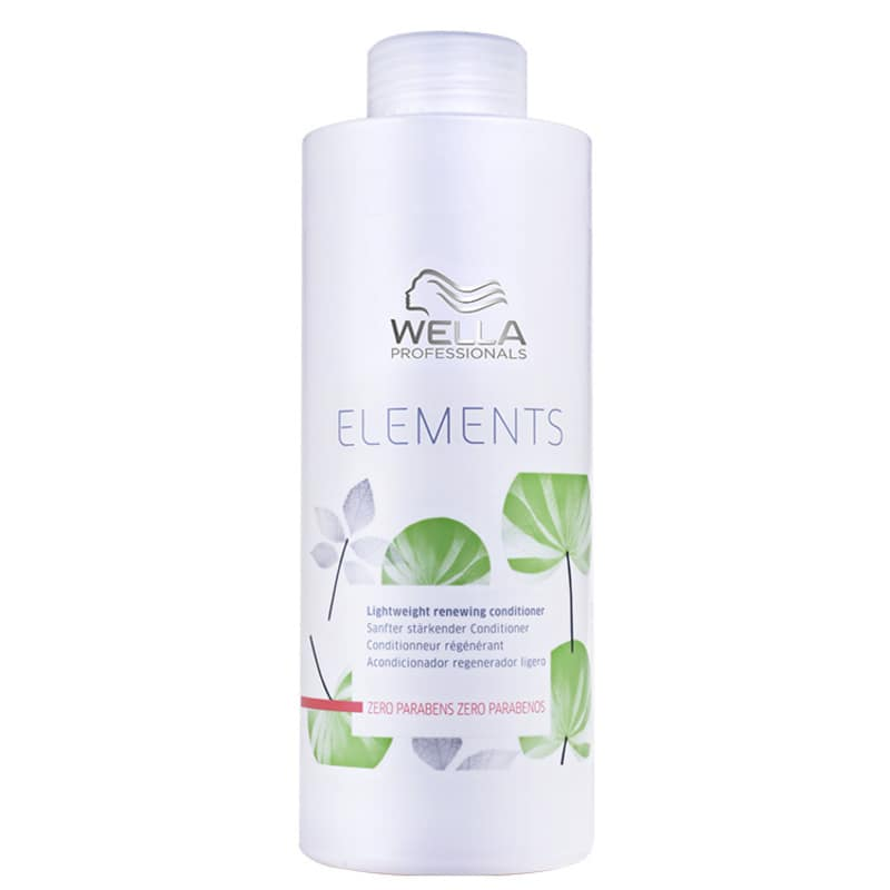 Wella Professionals Elements Lightweight Renewing Condicionador 1000ml
