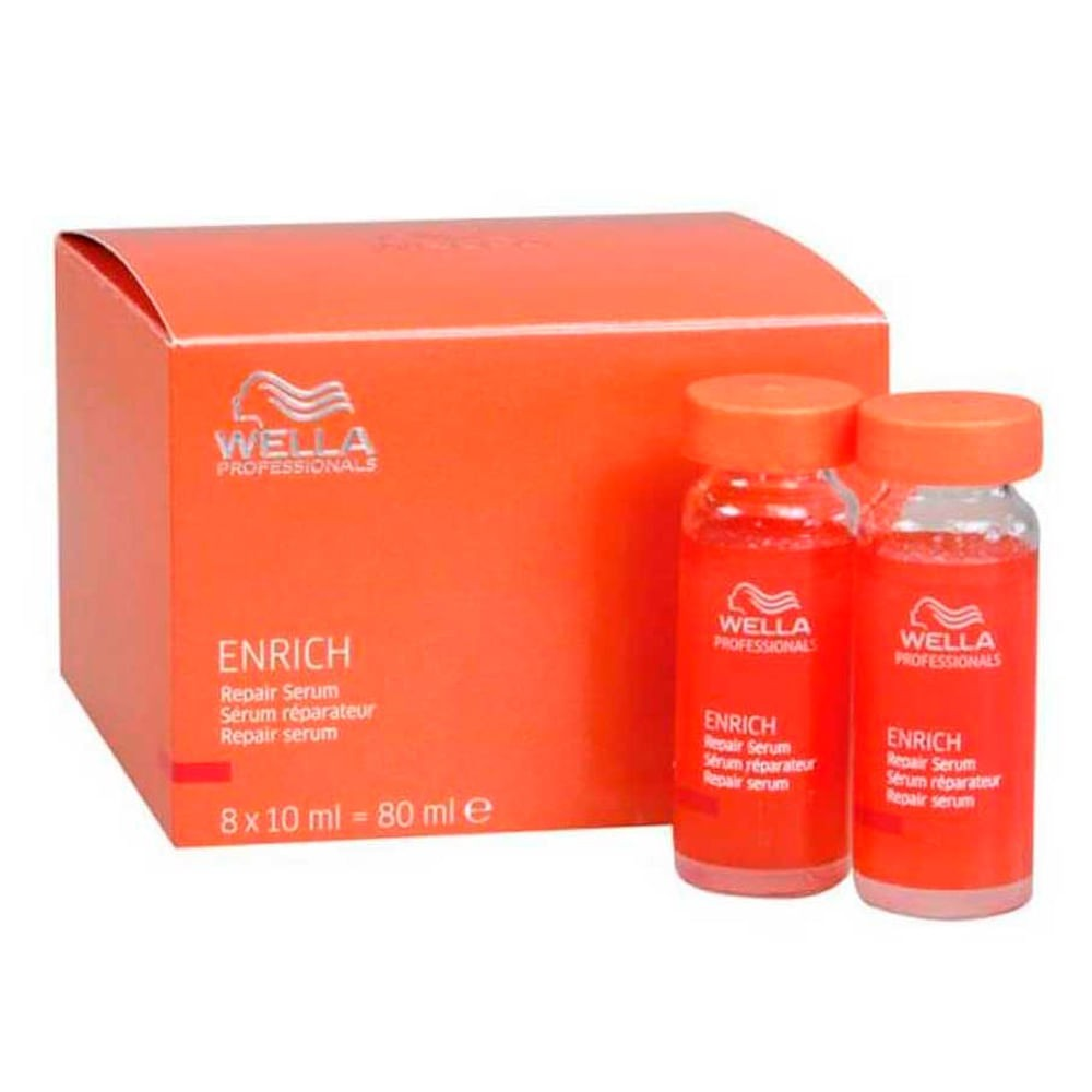 Wella Professionals Enrich Repair Serum Ampola 8x10ml